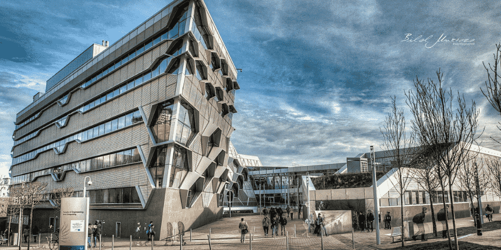 Gedung Coventry University