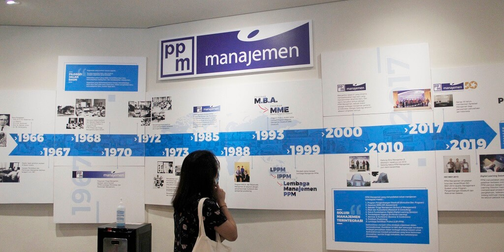 PPM School of Management History