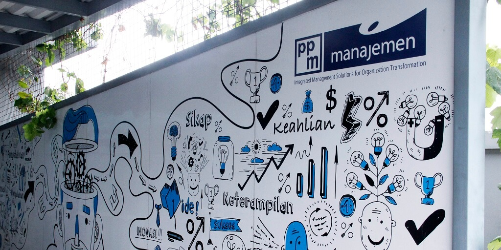 PPM School of Management wall
